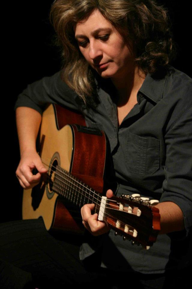 Chiara Casarico - chitarra
