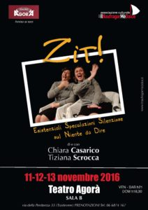 Zit - Teatro Agora80